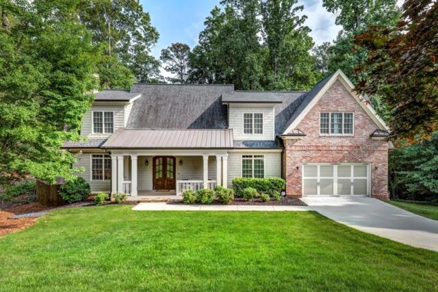 1351 Chaucer Lane NE, Brookhaven, GA 30319 (MLS #6563196) :: North Atlanta Home Team