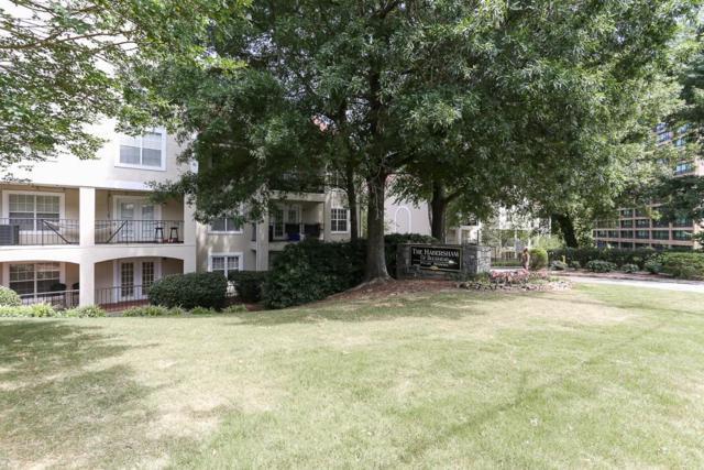 3655 Habersham Road NE A-106, Atlanta, GA 30305 (MLS #6563240) :: North Atlanta Home Team