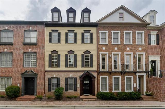 2137 Monhegan Way SE #12, Smyrna, GA 30080 (MLS #6563315) :: Charlie Ballard Real Estate