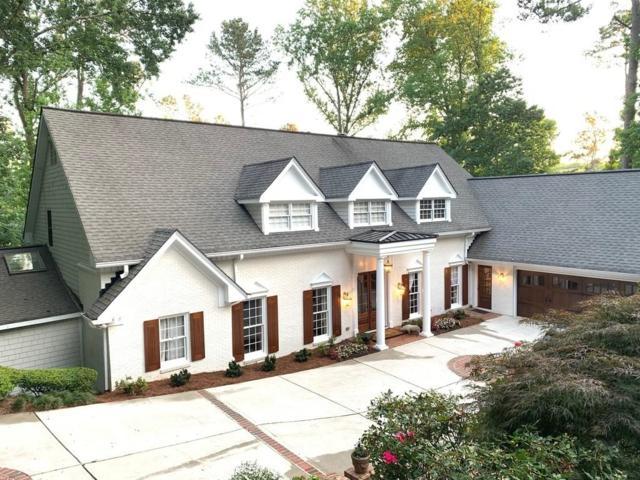120 Ridgemont Trace, Sandy Springs, GA 30350 (MLS #6563324) :: North Atlanta Home Team