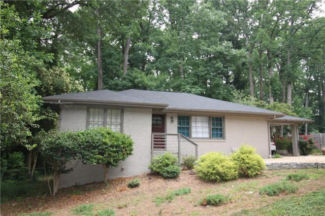1480 Lavista Road NE, Atlanta, GA 30324 (MLS #6563384) :: Rock River Realty
