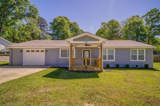 2805 Hall Drive SE, Smyrna, GA 30082 (MLS #6563403) :: North Atlanta Home Team