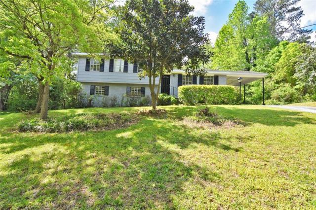 749 Village Lane Drive SW, Marietta, GA 30060 (MLS #6563505) :: North Atlanta Home Team