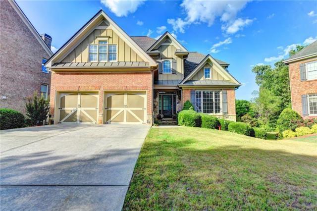 1163 Grassmeade Way, Snellville, GA 30078 (MLS #6563713) :: North Atlanta Home Team