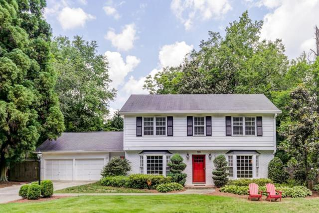 832 Stovall Boulevard NE, Atlanta, GA 30324 (MLS #6563858) :: The Hinsons - Mike Hinson & Harriet Hinson