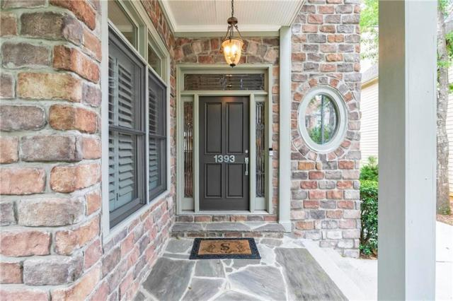 1393 Canoochee Drive NE, Brookhaven, GA 30319 (MLS #6563947) :: The Zac Team @ RE/MAX Metro Atlanta