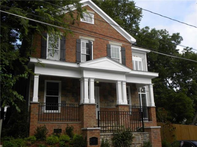 226 Corley Street NE, Atlanta, GA 30312 (MLS #6564252) :: The Heyl Group at Keller Williams