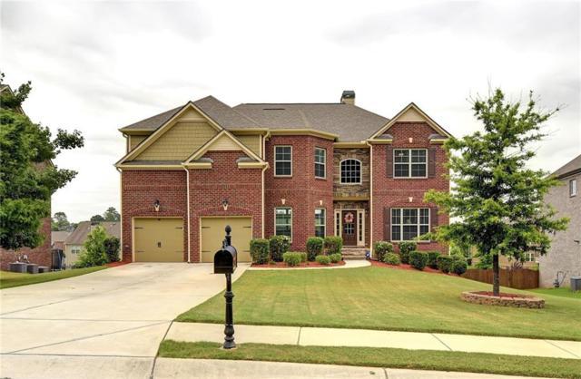 428 Nottingham Drive, Marietta, GA 30066 (MLS #6564342) :: North Atlanta Home Team