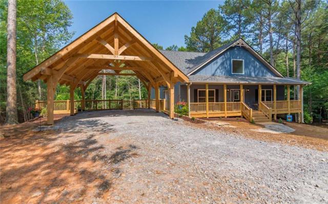 45 Estates Circle, Ellijay, GA 30536 (MLS #6564483) :: Rock River Realty
