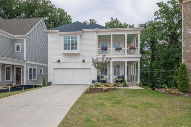 3014 Eamont Terrace, Atlanta, GA 30328 (MLS #6564626) :: The Zac Team @ RE/MAX Metro Atlanta