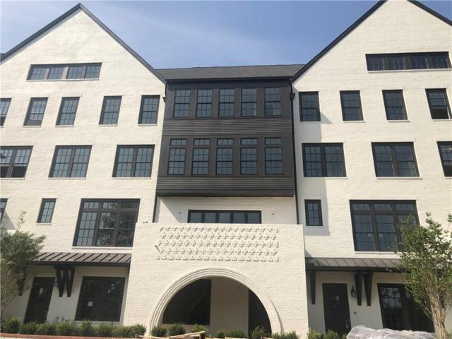 6613 Aria Boulevard #121, Sandy Springs, GA 30328 (MLS #6564737) :: Iconic Living Real Estate Professionals