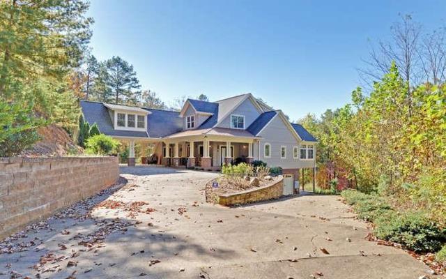 221 Laurel Glen Drive, Ellijay, GA 30536 (MLS #6564775) :: North Atlanta Home Team