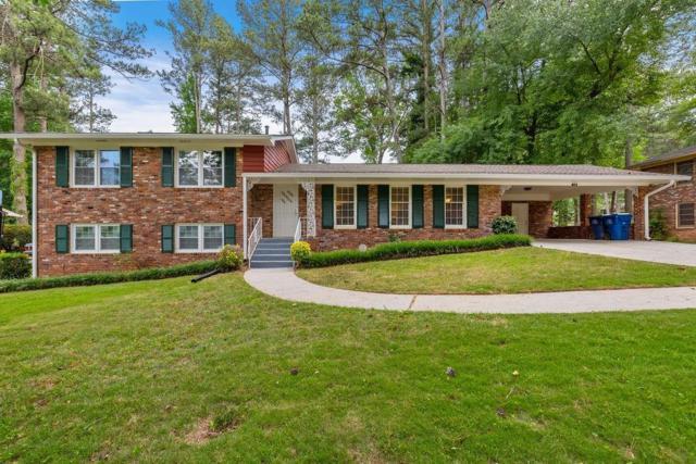 2750 Laurens Circle SW, Atlanta, GA 30311 (MLS #6564785) :: North Atlanta Home Team