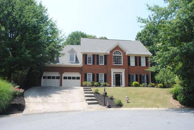 3875 High Green Drive, Marietta, GA 30068 (MLS #6564855) :: Rock River Realty