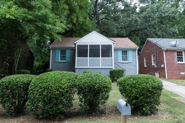 1695 Derry Avenue SW, Atlanta, GA 30310 (MLS #6565029) :: RE/MAX Prestige