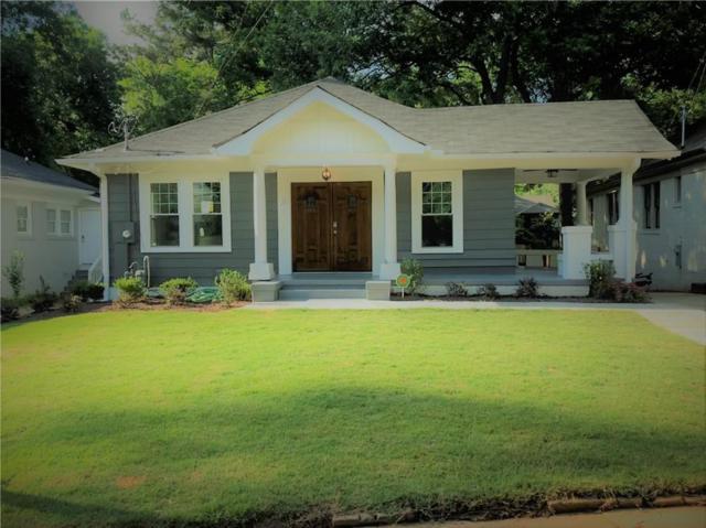 1609 Westwood Avenue SW, Atlanta, GA 30310 (MLS #6565040) :: RE/MAX Prestige