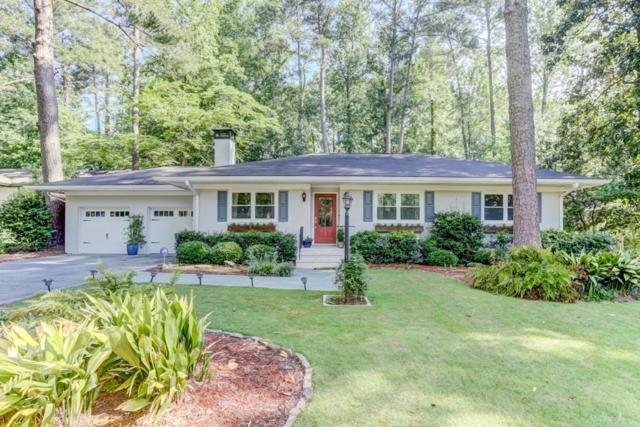 994 Crane Road NE, Atlanta, GA 30324 (MLS #6565045) :: Julia Nelson Inc.