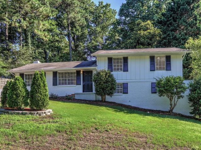 2555 Timberly Drive SE, Marietta, GA 30060 (MLS #6565159) :: KELLY+CO