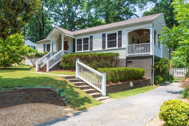 272 Maple Avenue NW, Marietta, GA 30064 (MLS #6565280) :: RE/MAX Prestige