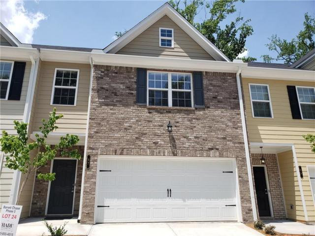 33 Brycewood Lane #34, Dallas, GA 30157 (MLS #6565384) :: North Atlanta Home Team