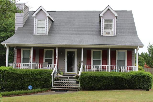 709 Fallowfield Drive, Loganville, GA 30052 (MLS #6565422) :: The Heyl Group at Keller Williams