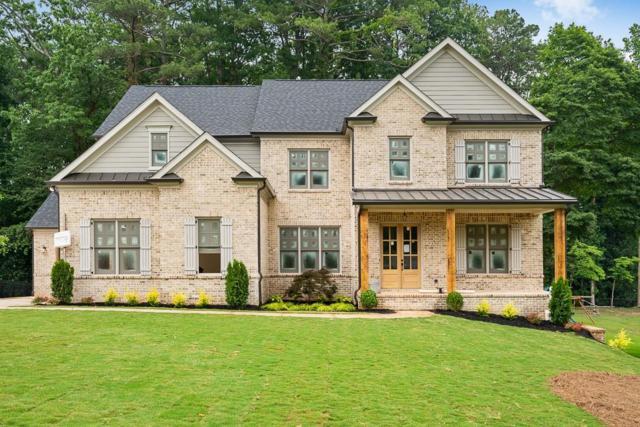 6415 Bridgewood Valley Road NW, Sandy Springs, GA 30328 (MLS #6565483) :: North Atlanta Home Team