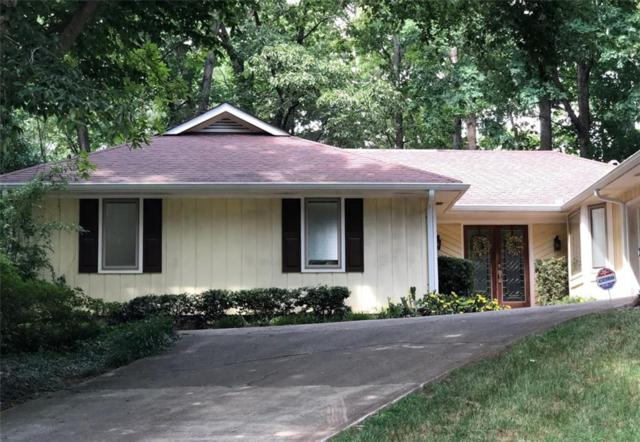 495 Knoll Woods Drive, Roswell, GA 30075 (MLS #6565486) :: KELLY+CO
