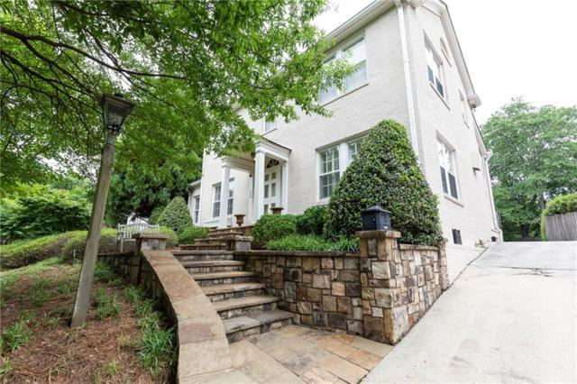 134 Brighton Road NE, Atlanta, GA 30309 (MLS #6565511) :: RE/MAX Paramount Properties