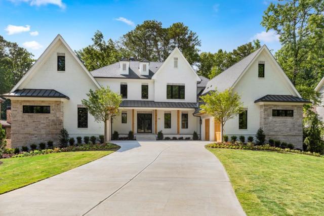 100 Lake Forrest Lane NE, Atlanta, GA 30342 (MLS #6565610) :: RE/MAX Prestige