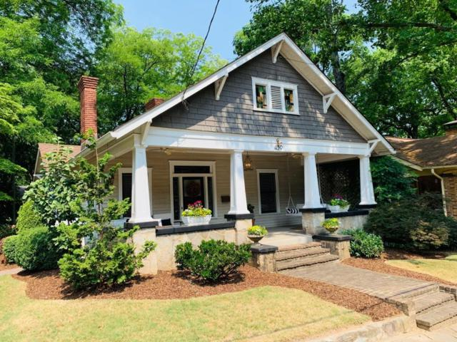 430 Euclid Terrace NE, Atlanta, GA 30307 (MLS #6565649) :: The Heyl Group at Keller Williams