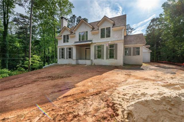 4970 Riverview Road, Atlanta, GA 30327 (MLS #6565665) :: Rock River Realty