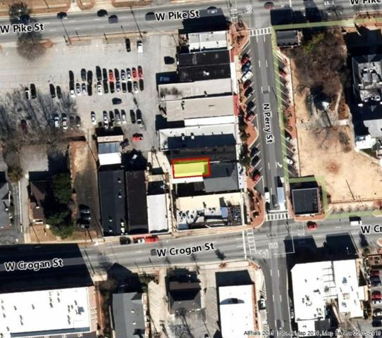 125 1/2 Suite B, N. Perry Street, Lawrenceville, GA 30046 (MLS #6565673) :: The Zac Team @ RE/MAX Metro Atlanta