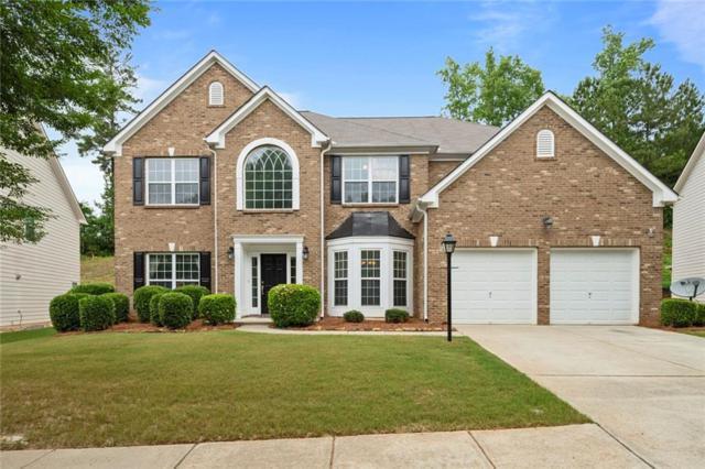 605 Greyhawk Way, Fairburn, GA 30213 (MLS #6565870) :: North Atlanta Home Team