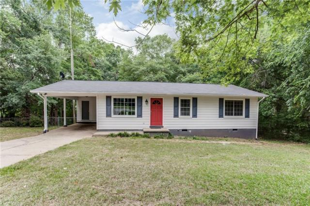 89 Windy Hills Road, Commerce, GA 30529 (MLS #6565878) :: The Heyl Group at Keller Williams