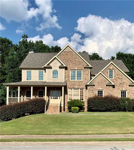 2825 Lost Lakes Way, Powder Springs, GA 30127 (MLS #6565904) :: The Heyl Group at Keller Williams