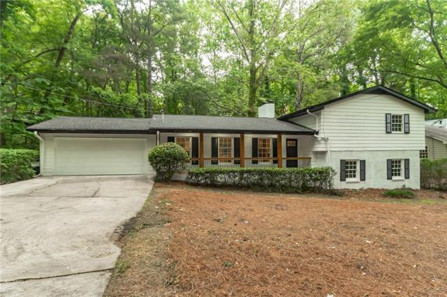 360 Forest Valley Court, Atlanta, GA 30342 (MLS #6565966) :: North Atlanta Home Team