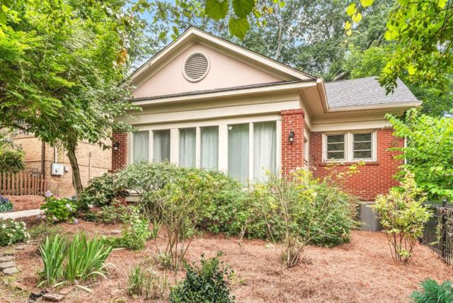 666 Bonaventure Avenue NE, Atlanta, GA 30306 (MLS #6565994) :: The Zac Team @ RE/MAX Metro Atlanta