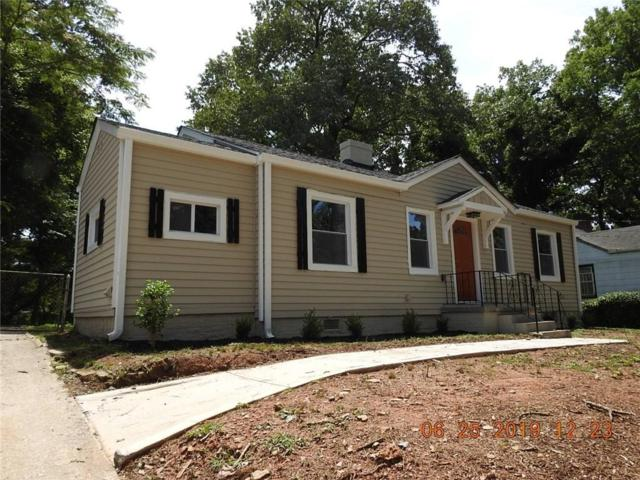 2188 Mulberry Street, East Point, GA 30344 (MLS #6566005) :: North Atlanta Home Team