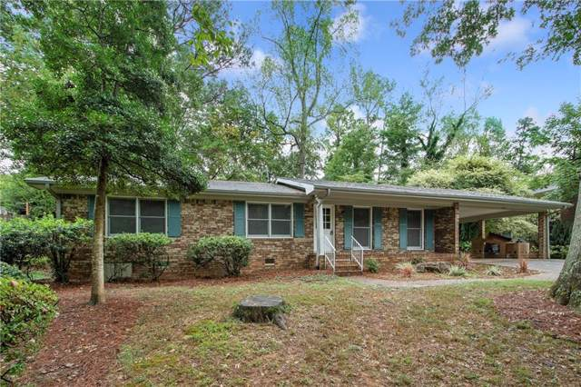 1467 Lakeshore Circle, Gainesville, GA 30501 (MLS #6566056) :: Path & Post Real Estate