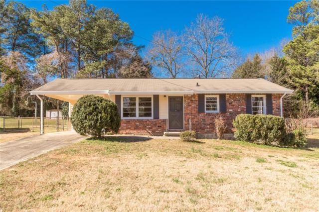 6233 Castlewood Drive, Morrow, GA 30260 (MLS #6566074) :: North Atlanta Home Team