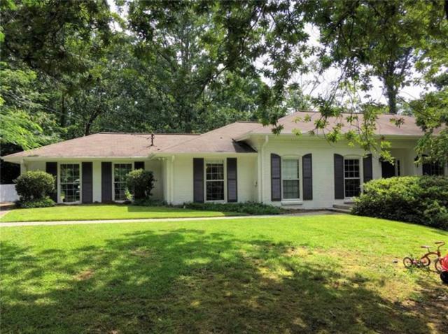 5425 Mount Vernon Parkway, Sandy Springs, GA 30327 (MLS #6566129) :: Good Living Real Estate