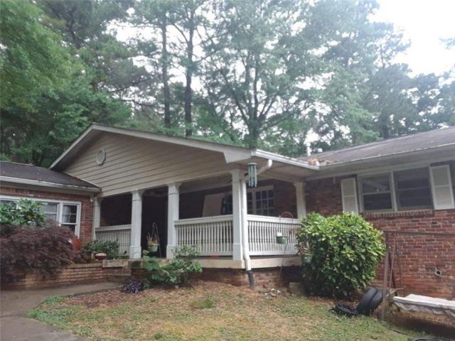 1427 Pine Street SW, Stone Mountain, GA 30087 (MLS #6566196) :: North Atlanta Home Team