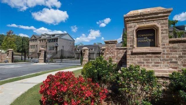 4140 Townsend Lane #30, Dunwoody, GA 30346 (MLS #6566276) :: The Heyl Group at Keller Williams