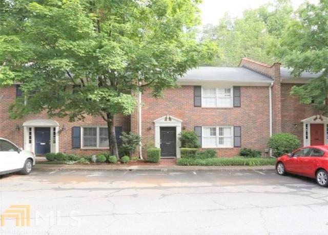 1105 Clairemont Avenue M, Decatur, GA 30030 (MLS #6566348) :: North Atlanta Home Team