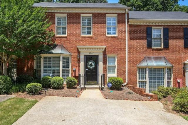 7904 Briar Villa Place, Atlanta, GA 30350 (MLS #6566464) :: North Atlanta Home Team