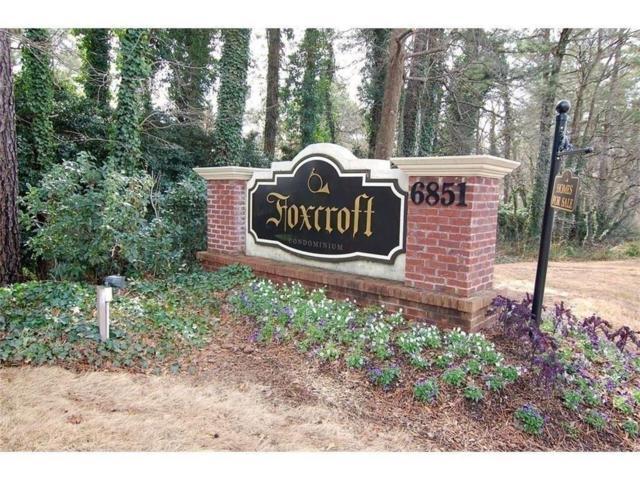 6851 Roswell Road J-20, Sandy Springs, GA 30328 (MLS #6566480) :: Path & Post Real Estate