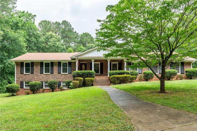 141 Patricia Lane, Fayetteville, GA 30214 (MLS #6566660) :: North Atlanta Home Team
