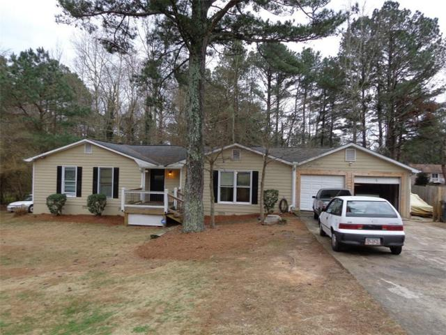 1277 Rock Springs Road, Buford, GA 30519 (MLS #6566700) :: The Zac Team @ RE/MAX Metro Atlanta