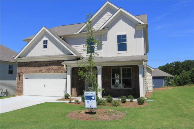 2367 Haliard Way, Lithonia, GA 30058 (MLS #6566767) :: North Atlanta Home Team