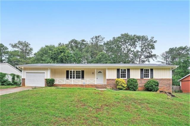 1462 Red Cedar Trail, Stone Mountain, GA 30083 (MLS #6566992) :: The Heyl Group at Keller Williams